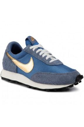 Nike Unisex Mavi Daybreak Metallic Gold Spor Ayakkabı