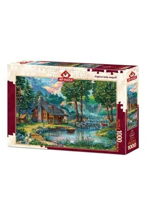 Art Puzzle 4223 Masal Evi / 1000 Parça