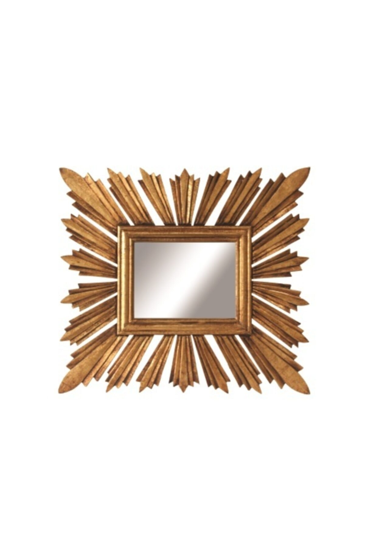 Warm Design Güneş Motifli Ayna 1