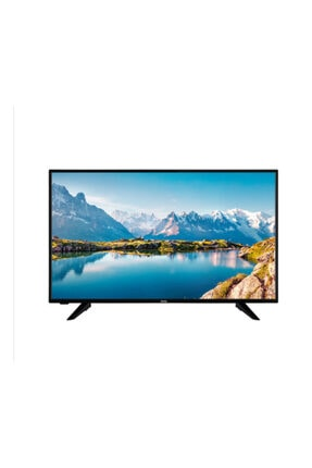 "VESTEL Siyah 50"" Smart 4k Ultra Hd Tv 50u9500"