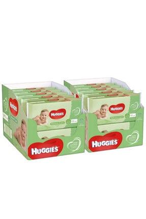 Huggies Islak Mendil Doğal Bakım 56 Lı X 20 Adet (1120 Yaprak)