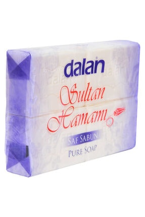 Dalan Sultan Hamamı Sabunu 175 Gr X 4 Ad
