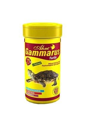 Ahm Turtle Gammarus Kaplumbağa Yemi 250 Ml