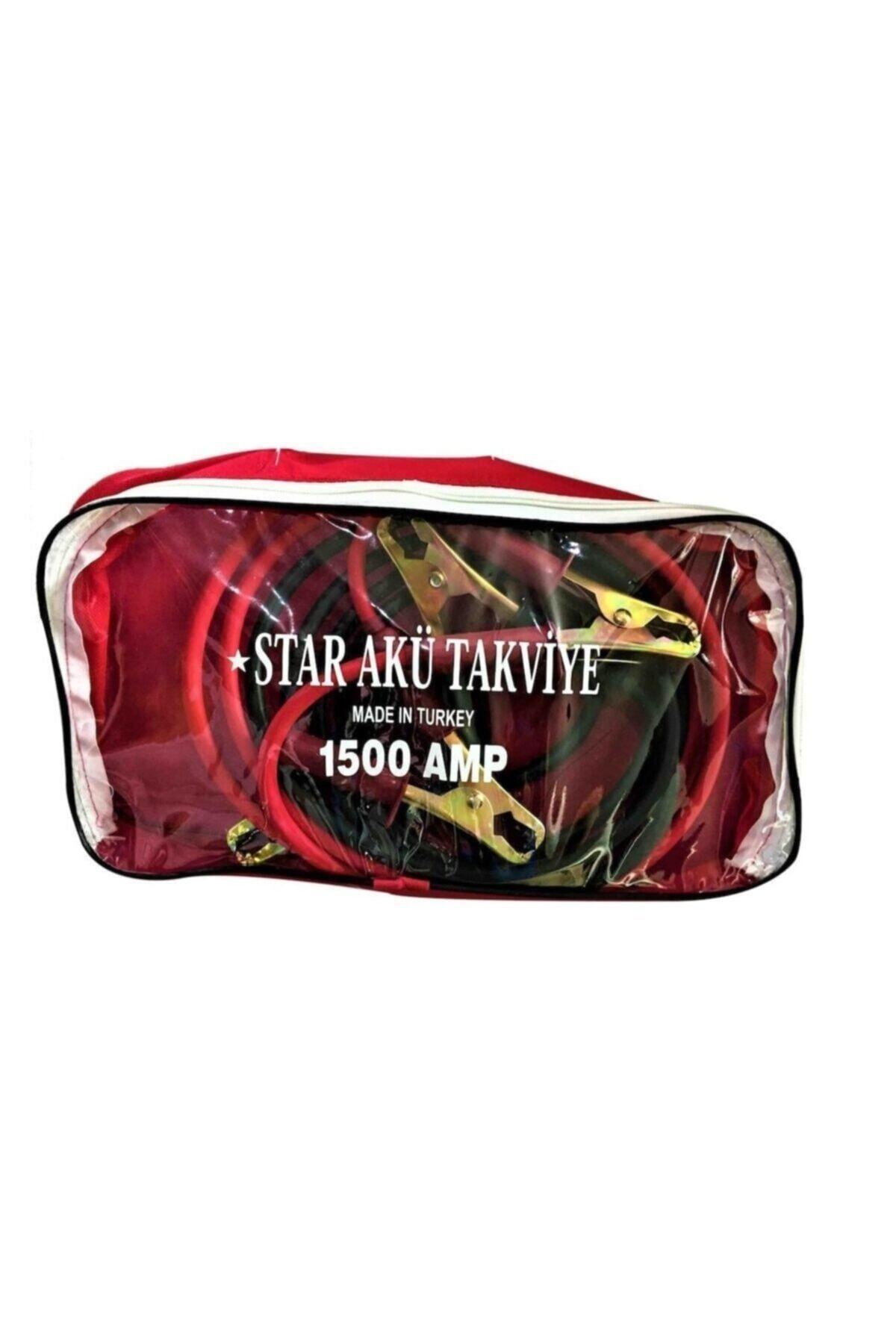 Star Akü Takviye Kablosu Taşıma Çantalı (1500 Amper) 1