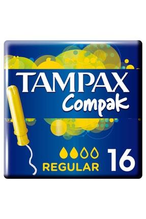 Orkid Discreet Tampax Tampon Normal 16 Adet