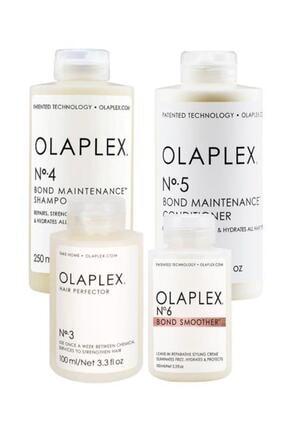 Olaplex 4'ü Bir Arada Bakım Seti
