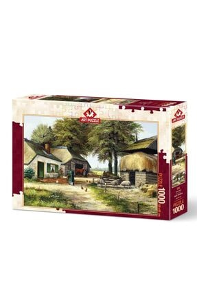 Art Puzzle Çiftlik Evi-1000 Parça 5181