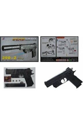 Kılıçlar Oyuncak Plastik Boncuklu Lazer Işıklı Silah Oyuncak Tabanca