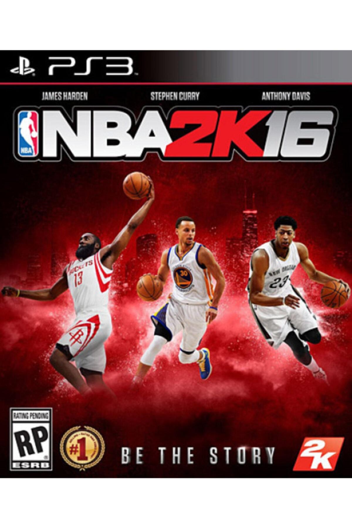2K Games Nba 2k16 Ps3 Oyun 1