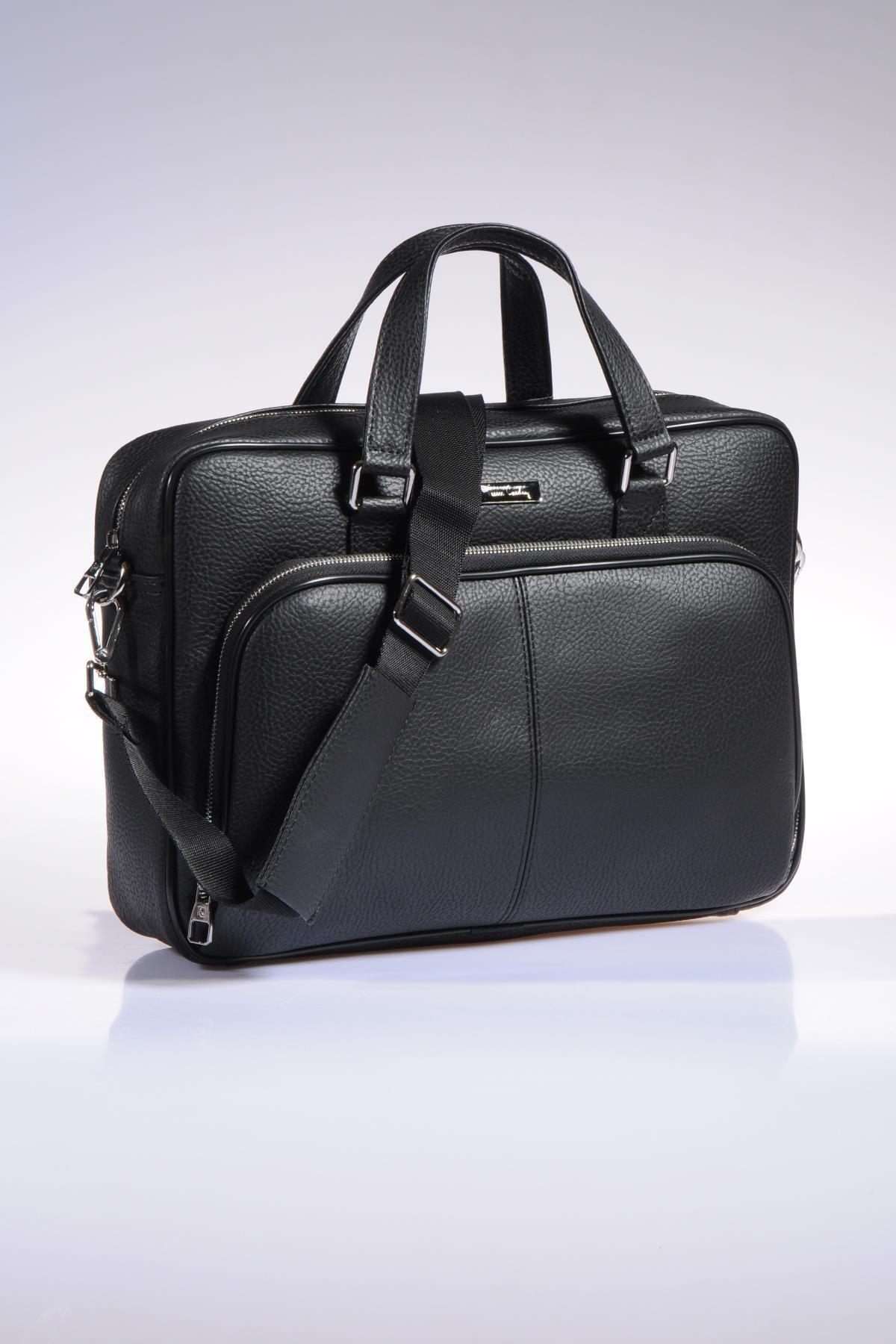 Pierre Cardin Laptop Çantası Siyah PC1116 1