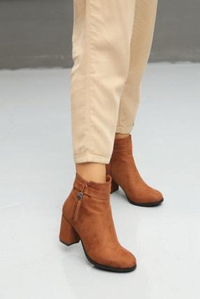 Ayakkabı Modası Kadın Nubuk Bot