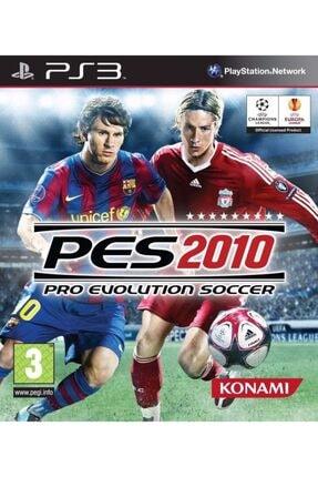 KONAMI Ps3 Pes 2010 - Orjinal Oyun - Sıfır Jelatin