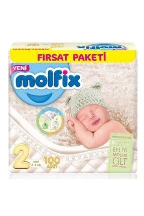 Molfix Dev Eko Mini 3-6 (100)