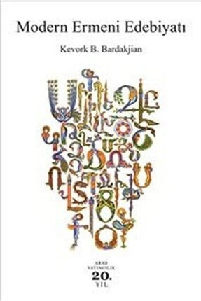 Aras Yayıncılık Modern Ermeni Edebiyatı