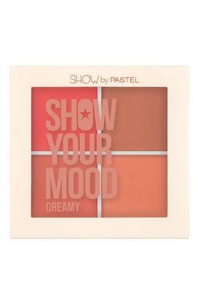 Pastel Allık Paleti - Show Your Mood Dreamy No442 8690644104428