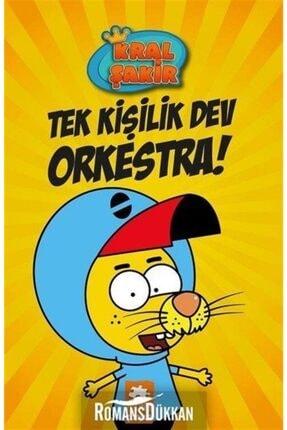 Eksik Parça Yayınları Kral Şakir-tek Kişilik Dev Orkestra!