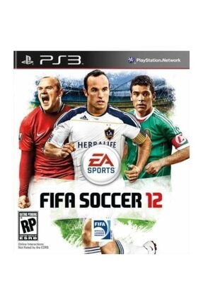 EA Fifa Ps3 Oyun Fifa Soccer 2012 Fıfa Soccer 12 Futbol Playstation 3 Oyunu