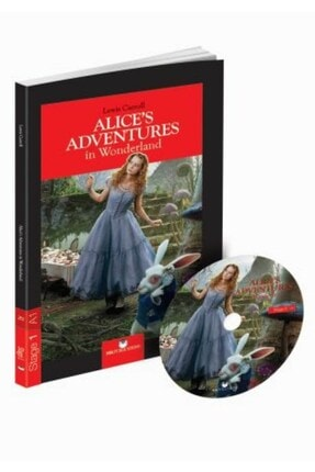 MK Publications Alices Adventures In Wonderland-stage 1Lewis Carroll