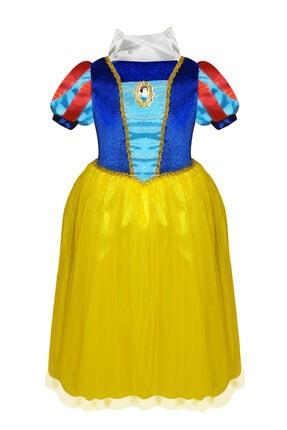 DISNEY PRENSESLER Disney Pamuk Prenes Kostüm 4 6