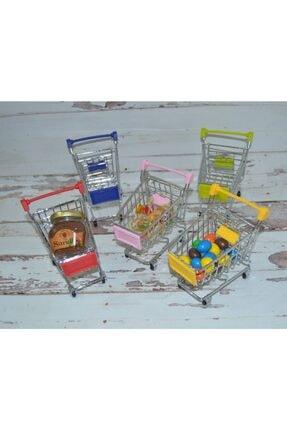 Akar Çarşı Avm Minyatür Market Arabası Kalemlik