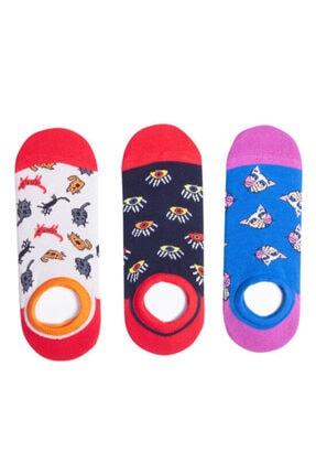 Biggdesign Kadın Patik Çorap Seti