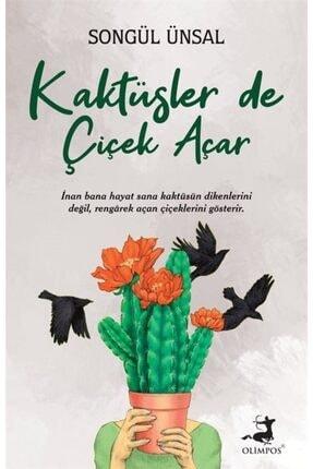 Olimpos Yayınları Kaktüsler De Çiçek Açar