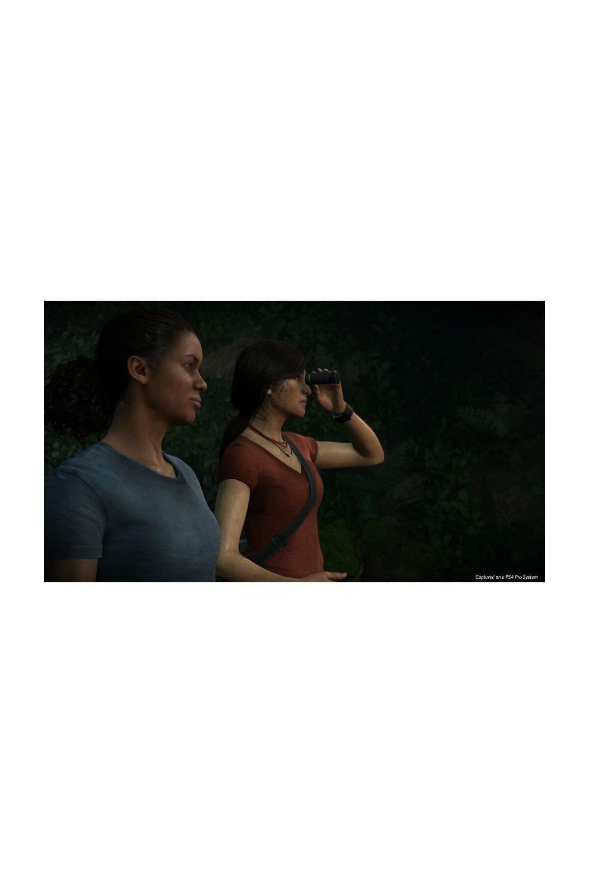 Sony Uncharted Kayıp Miras  - Türkçe Dublaj Ps4 Hits Oyun 2