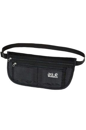 Jack Wolfskin Unisex Siyah Belt De Luxe Bel Çantası