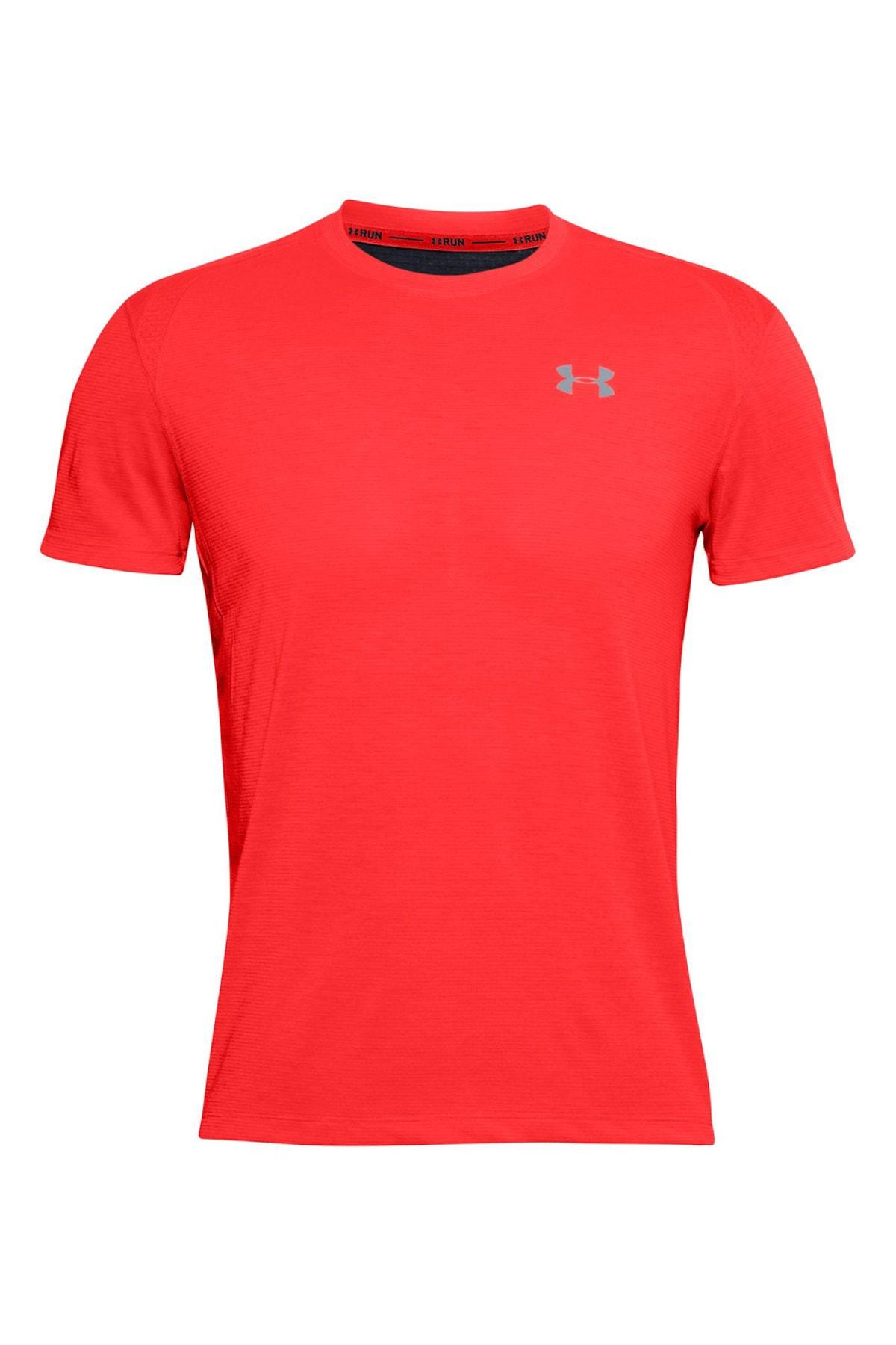 Under Armour Erkek Spor T-Shirt - Ua Streaker 2.0 Shortsleeve - 1326579-629 1