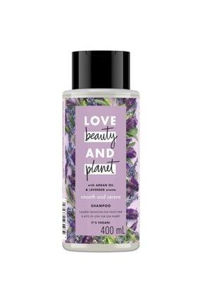 Love Beauty and Planet Argan Yağı Ve Lavanta Özlü Şampuan 400 ml
