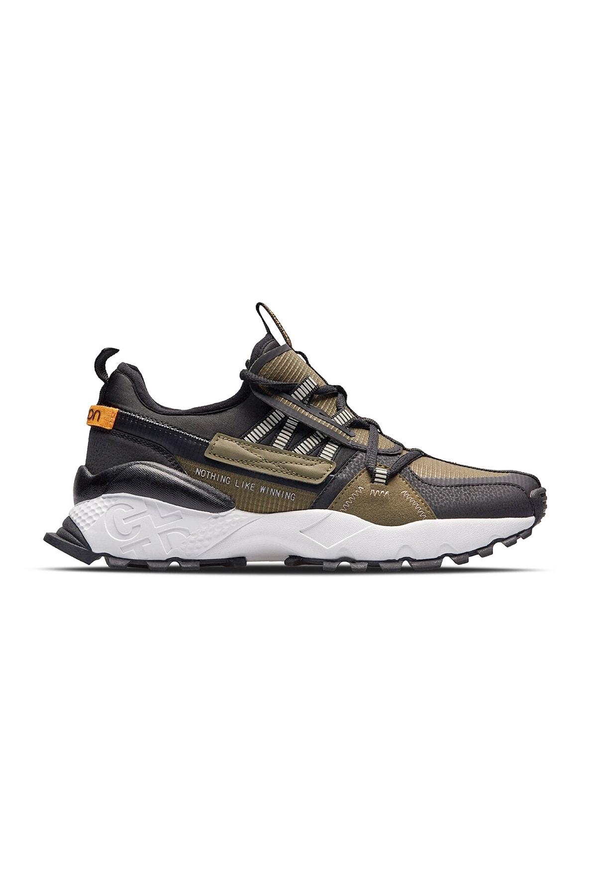 Lescon Ly-traıl Hııllcross Günlük Unısex Spor Ayakkabı/siyah/40 2