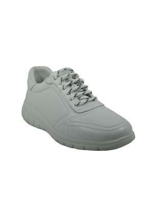 Libero Lz3389 Kadın Beyaz Anatomik Taban Koşu Ayakkabısı 37