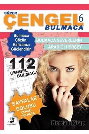 Olimpos Yayınları Süper Çengel Bulmaca 6
