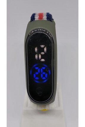 G Sport POLO Clup Polo Dokunmatik Ekran Cırtlı Kordonlu Saat