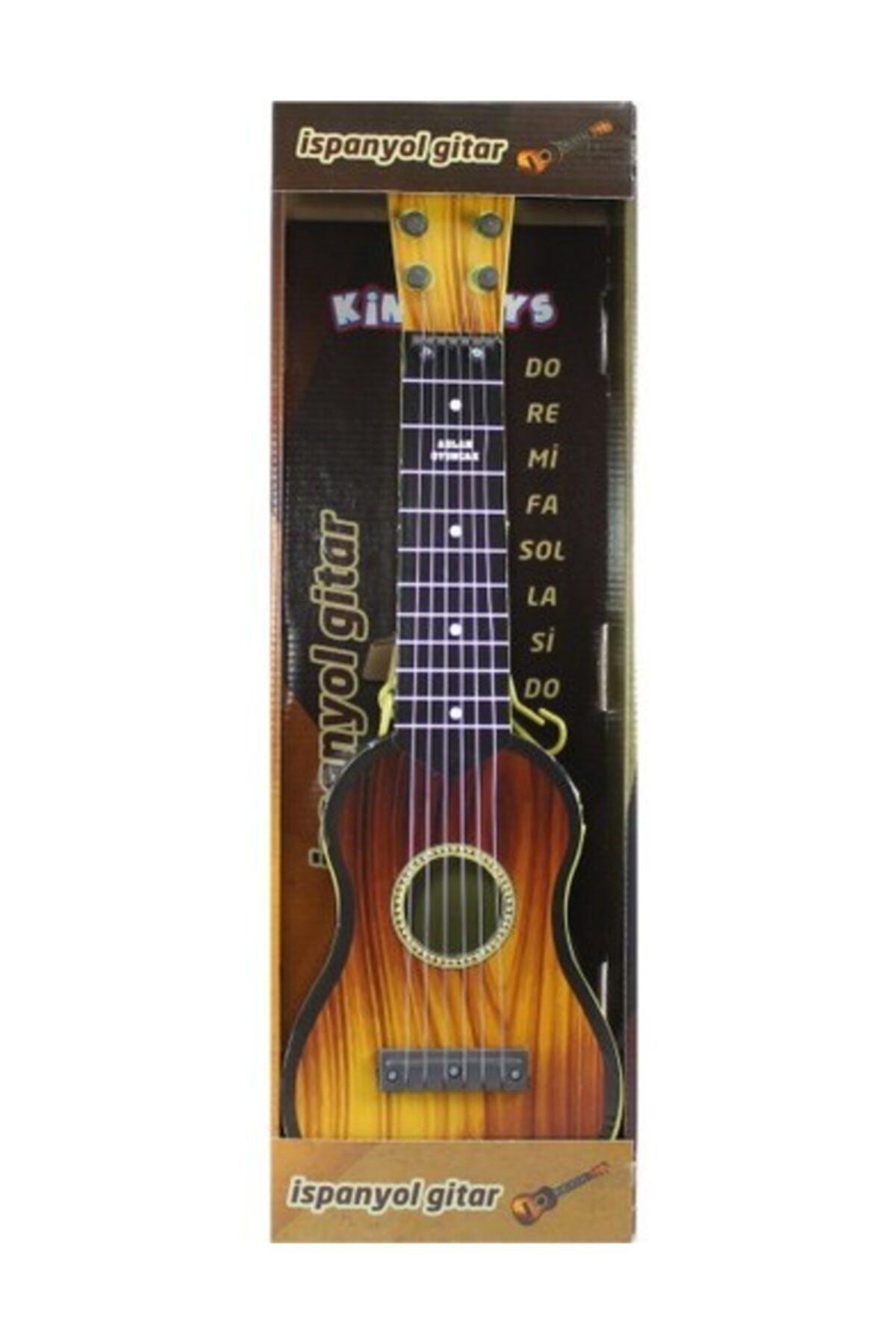 luxurianthome Kutulu 6 Telli Ispanyol Gitar 2