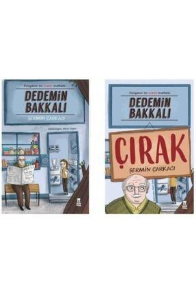 Taze Kitap Dedemin Bakkalı Seti 2 Kitap ( Dedemin Bakkalı Ve Dedemin Bakkalı Çırak ) / Şermin Yaşar