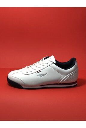 Lescon Unisex Beyaz Sneaker Ayakkabı