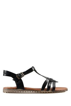 Hammer Jack Siyah Kadın Terlik / Sandalet 157 430-z