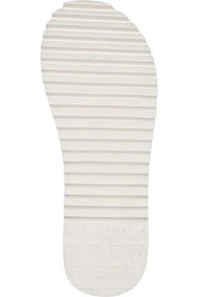 Tommy Hilfiger Sporty Neoprene Flatform Sandalet