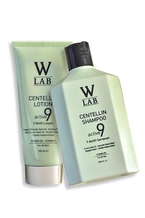 W-Lab Kozmetik Egzama Şampuan+egzama Losyonu