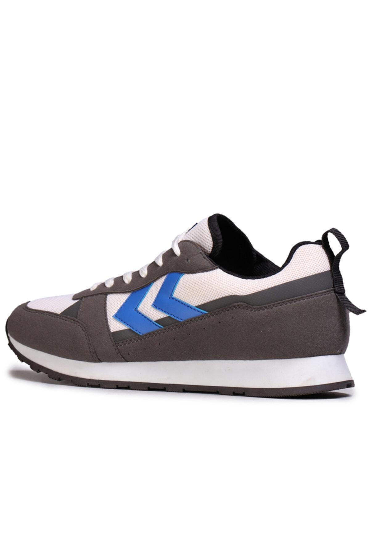 HUMMEL Unisex Gri Sneakers 2