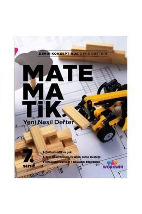 Workwin Yayınları 7. Sınıf Matematik Yeni Nesil Defter