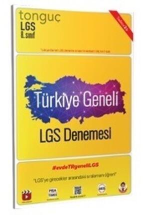 Tonguç Akademi Tonguç Lgs Türkiye Denemesi (48 Sayfa - 90 Soru)