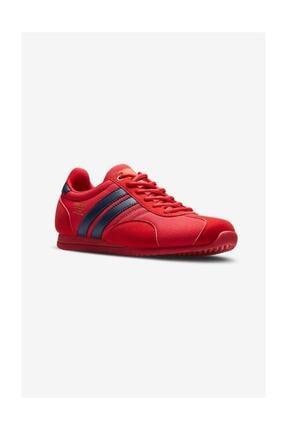 Lescon Campus M Sneakers Kırmızı Erkek Spor Ayakkabı