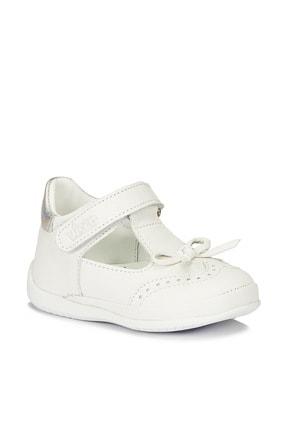 Vicco Muffin Kız Bebek Beyaz  İlk Adım Günlük Ayakkabı