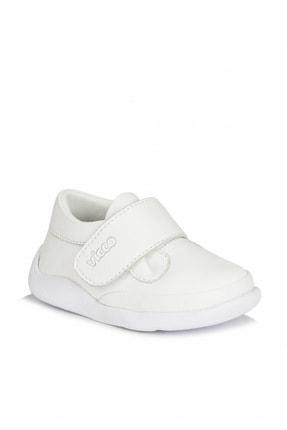 Vicco Shot Rahat Kalıp Unisex Ilk Adım Beyaz Günlük Ayakkabı