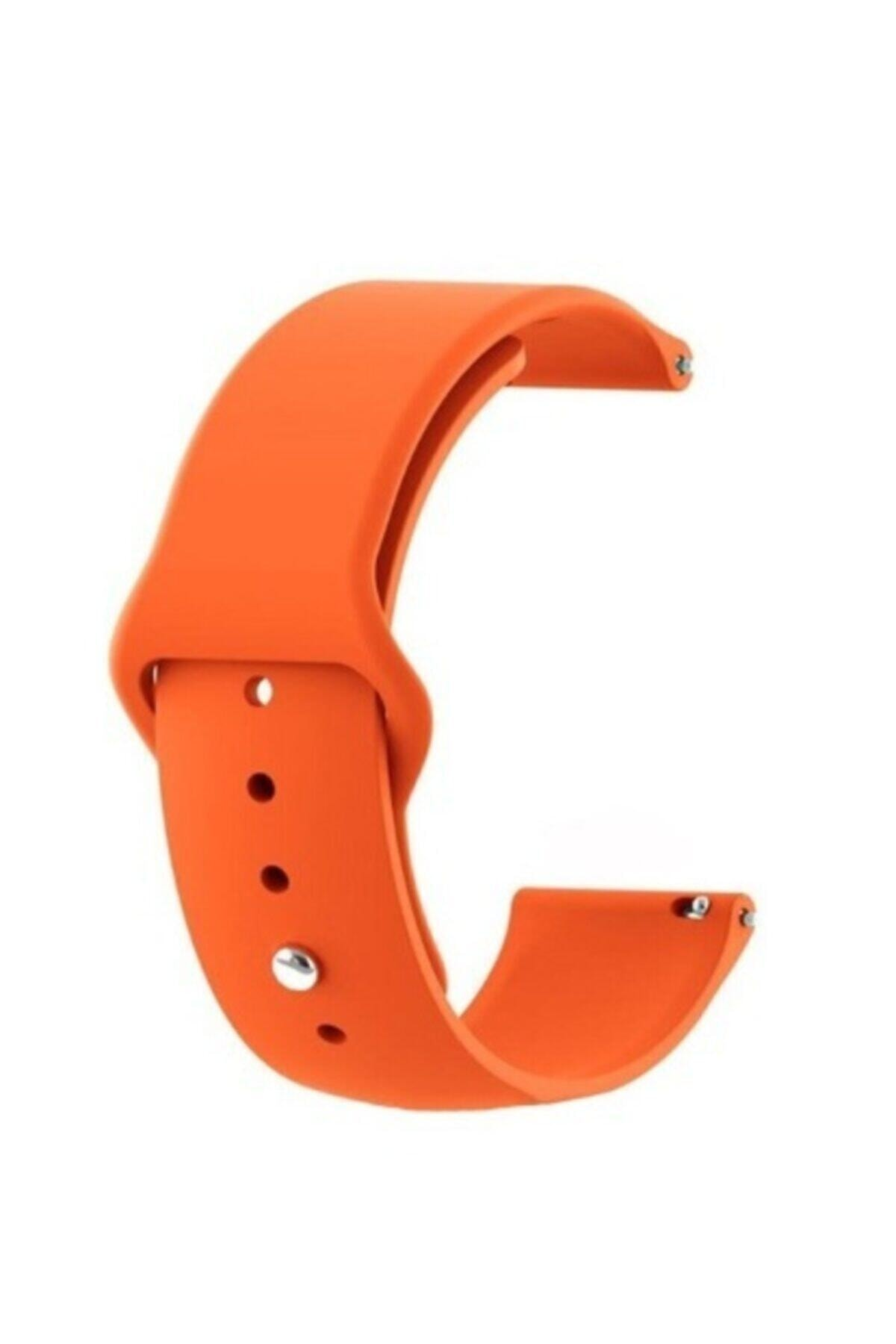 Ekoodukkan Huawei Gt 2 - Honor Magic Watch 2 46mm Akıllı Saat Düz Silikon Kordon 1