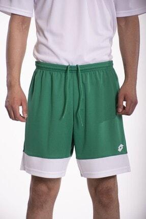 Lotto Şort Erkek Yeşil/beyaz-lucca Short Pl