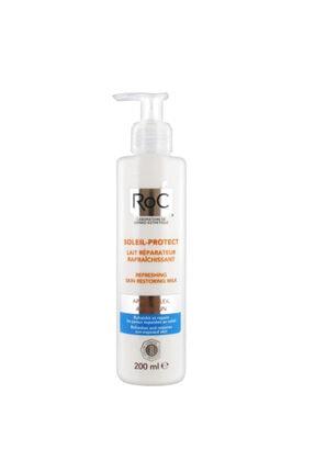 Roc Soleil Protect Refreshing Skin After Sun Milk 200 Ml