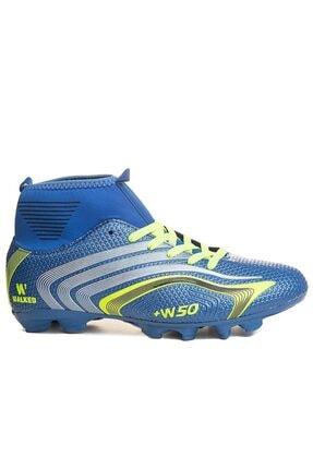 Walked Çoraplı Krampon Futbol Ayakkabısı
